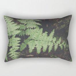 John Muir Fern, Yosemite Rectangular Pillow