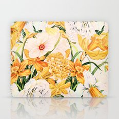 Wordsworth  and daffodils. Laptop & iPad Skin