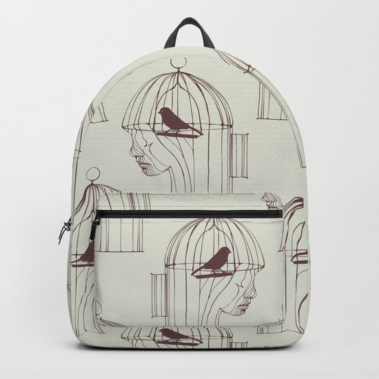 Be Alone Backpack