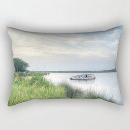 Outer Banks, Colington Harbour Sunset, OBX, NC Rectangular Pillow