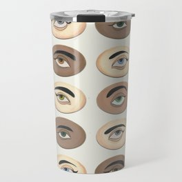 Lover's Eyes Travel Mug