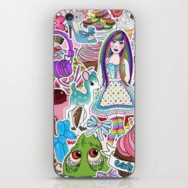 Candy Pop World iPhone Skin