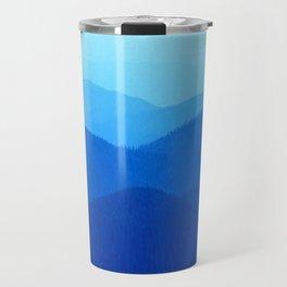 Hunter Mountain Spring Travel Mug