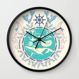 The Paradise Wall Clock