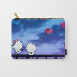 Fly Bubble Carry-All Pouch