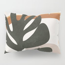 Abstract Plant Life I Pillow Sham