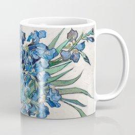 Vincent Van Gogh - Irises Coffee Mug