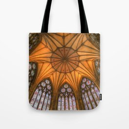 The Chapter House York Minster Tote Bag