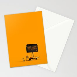 One Less Traveled Stationery Cards