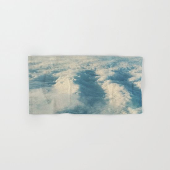 Cloud Sea Hand & Bath Towel