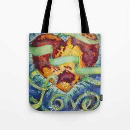 Heal the World Tote Bag
