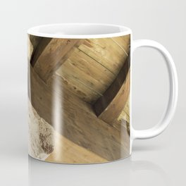 Structural element of ancient greece architecture. (natural version) Coffee Mug