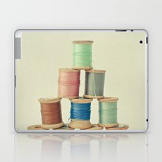 Cotton Laptop & iPad Skin