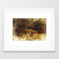 destiny Framed Art Prints featuring Destiny by Dorothy Pinder