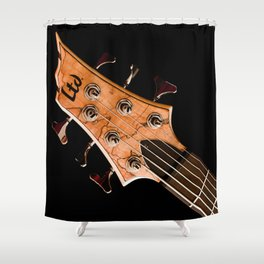 Engine of the Band (Color) Shower Curtain