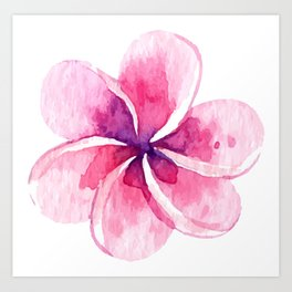 Beauty Flower Art Print