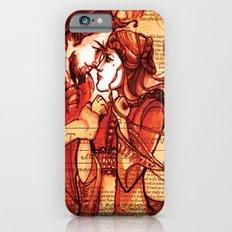 Taming of the Shrew  - Shakespeare Folio Illustration Art iPhone 6s Slim Case
