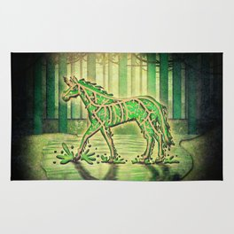 Swamp Unicorn Rug