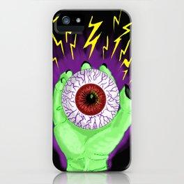 Electric Eye iPhone Case