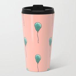 Balloon Pattern Travel Mug