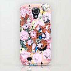 Poppies Slim Case Galaxy S4