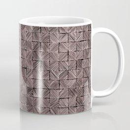 Ink Stitch: Rose Gold Coffee Mug