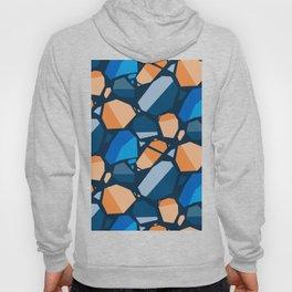 geometric, design, abstract, modern, decoration, tile, decorative, cover, geometrical, creative, squ Hoody