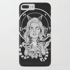 Black Mass Ritual iPhone 7 Plus Slim Case