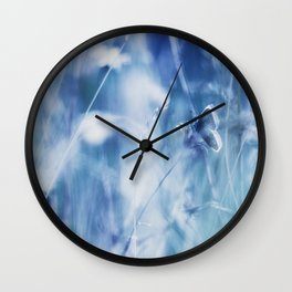Living free and easy Wall Clock