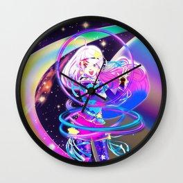 Cosmic Twinkle Lumiere Wall Clock