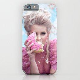 Marie Antoinette - Let Them Eat Cake iPhone Case