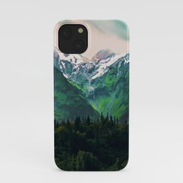 Escaping from woodland heights IV iPhone Case