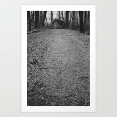 Framed Translation of Dreams Art Print