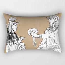 Cleopatra Rectangular Pillow
