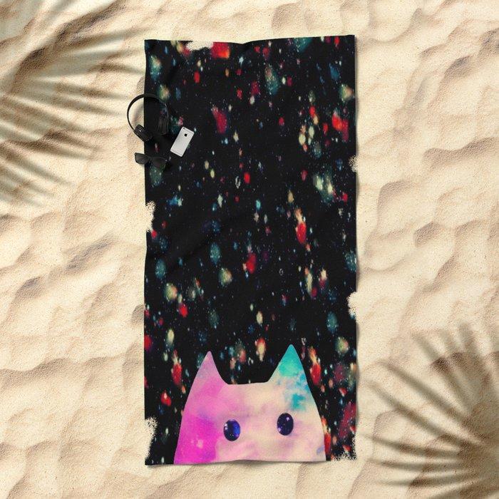 cats-6 Beach Towel