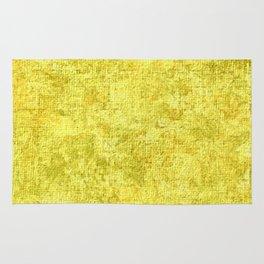 Lemon Drop Oil Painting Color Accent Rug