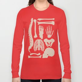 Osteology Long Sleeve T-shirt