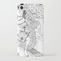 seahorse iPhone & iPod Cases featuring Seahorse by Amy Consolo