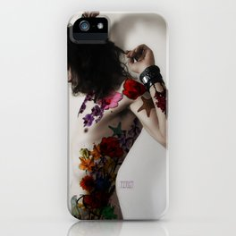 FLOWERSEASTAR PIRATE iPhone Case