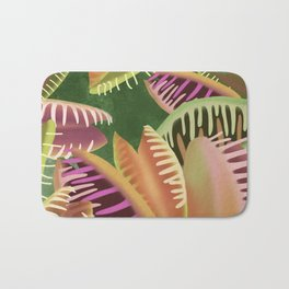Venus Flytrap Bath Mat