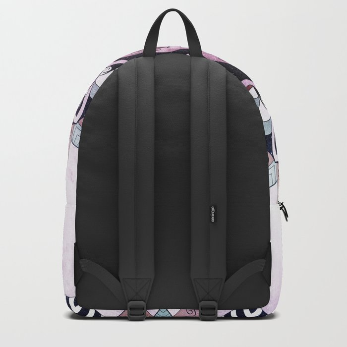 FREESOUL MANDALA Backpack