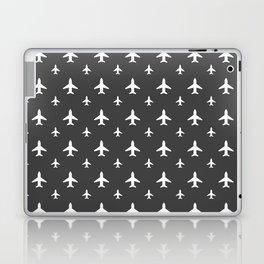 Gunmetal Jets Laptop & iPad Skin