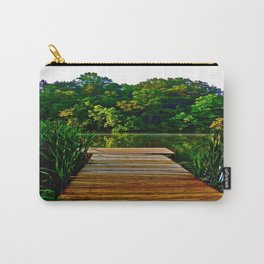 Out on the Dock Carry-All Pouch