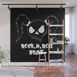 Rock N Roll Brat (O.G) Wall Mural