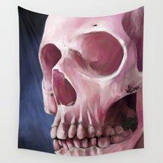 Skull 7 Wall Tapestry