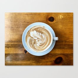 Perfectly Poured Canvas Print