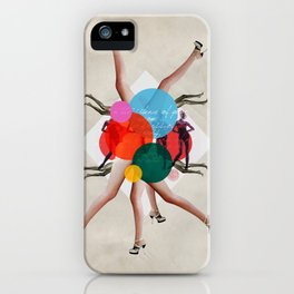 Show girls love fashion iPhone Case