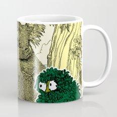 Leaf Owl & The Cuddling Koalas. Mug