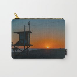 Wedge Sunset Between the Towers Carry-All Pouch