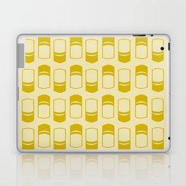 Creme Saffron Laptop & iPad Skin